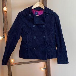 Corduroy Jacket / pea coat